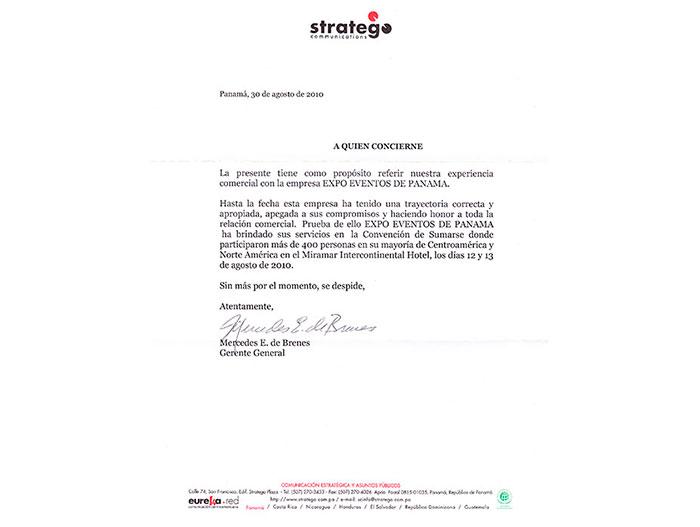 STRATEGO 2010